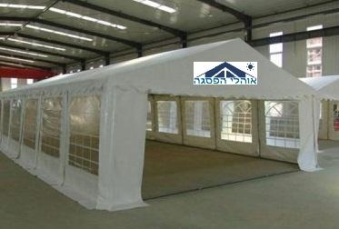 אוהל עד 100 איש לאירוע